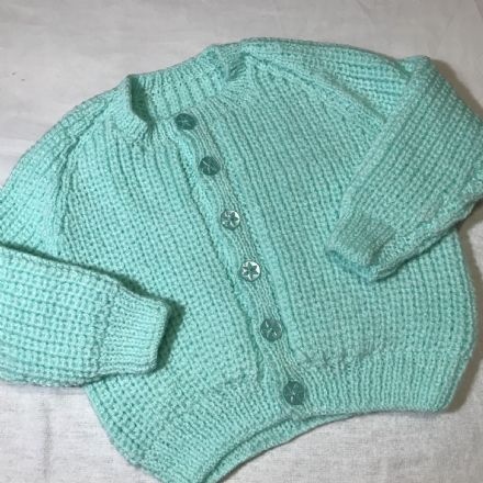 2 Year Mint Cardigan